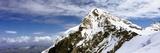 Summit of Monch Mountain in Bernese Alps Reproduction photographique par  Design Pics Inc