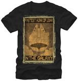 Star Wars- Fastest Junk T-shirts