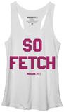 Women's: Mean Girls- So Fetch Tank Top Ermeløse toppen for damer