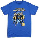Golden State Warriors- Thor T-Shirt