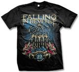 Falling In Reverse- Birdcage T-paidat