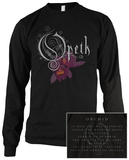 Opeth- Orchid T-shirt a maniche lunghe