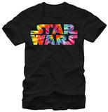 Star Wars- Tye Dye Logo T-Shirts