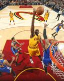 2015 NBA Finals - Game Four Foto af Nathaniel S Butler