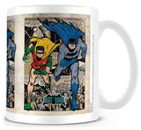 Batman Montage Mug Taza