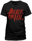 Pierce The Veil - 2015 Logo T-paita