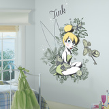 Disney Vintage Tinker Bell Wall Decal
