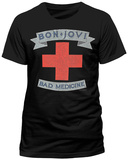Bon Jovi - Bad Medicine T-Shirts