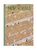 The New Yorker Cover - July 28, 1934 Giclee Print by Adolph K. Kronengold