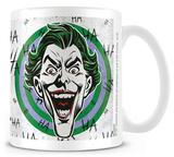 The Joker HaHaHa Mug Taza