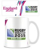 Rugby World Cup - Logo Mug Becher