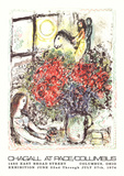 La Chevauchee Collectable Print by Marc Chagall