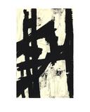 New York, NY Serigrafi (silketryk) af Franz Kline