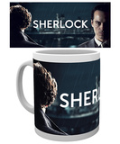 Sherlock - Enemies Mug Tazza