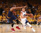2015 NBA Finals - Game Five Photographie par Nathaniel S Butler