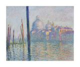 Grand Canal, Venice Premium Giclee Print by Claude Monet