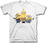 Minions- I'm With Stu Shirts