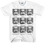 Star Wars- Stormtrooper Today I Am Vêtement