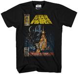 Star Wars- Saga Continues T-Shirts