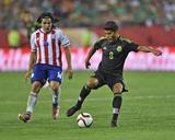 Soccer: Mexico Vs Paraguay Foto af Peter G Aiken
