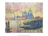 Venice, 1905 Art by Paul Signac