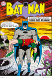 Batman Comic Robin Dies At Dawn Poster