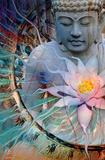 Buddha- Living Radiance Posters