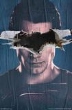 Batman Vs. Superman- Superman Teaser Poster