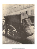 Delivery Horse & Cart, Paris, 1910 Prints by Eugene Atget