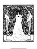 Frontpiece for Venus and Tannhauser Poster tekijänä Aubrey Beardsley