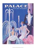 Jazz Age Paris, Palace ポスター