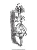 Alice in Wonderland Prints by John Tenniel