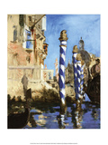 The Grand Canal, Venice, 1875 Posters by Edouard Manet