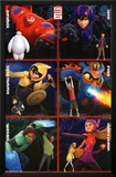 Big Hero 6 - Heroes Pôsters