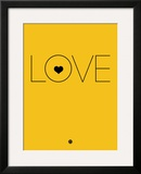Love Yellow Pôsteres por  NaxArt