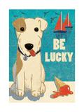 Be Lucky Giclée-Druck von  Rocket 68