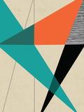 Diagonal Unity Giclée-tryk af  Rocket 68