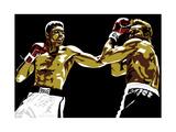 Muhammad Ali - Sting Like a Bee Giclee-trykk av Emily Gray