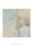 Coastal Cameo I Kunstdrucke von June Erica Vess