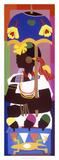 Ashanti Posters by Varnette Honeywood