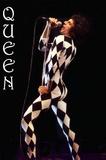 Freddie Mercury-Leotard Pósters