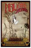 Neil Young & Crazy Horse Calgary concert Plakater av Bob Masse