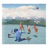 The Dance Art by Nancy Tillman