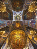 The Church of the Spilled Blood. Photographic Print by Jon Hicks