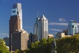 Philadelphia Skyline. Photographic Print by Jon Hicks