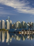 Vancouver Skyline. Photographic Print by Jon Hicks