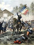 Battle of Solferino 1859 Photographic Print by Chris Hellier