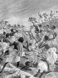 Mogadishu Massacre or Banadir Resistance to Italian Troops Somal Photographic Print by Chris Hellier