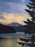 Mount St. Helens (After) Photographic Print by Steve Terrill