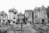 Personal Snapshot of Immediate Post-Earthquake San Francisco in 1906. Photographic Print by Kirn Vintage Stock
